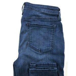 NYDJ Ami Skinny Dark Wash Jeans